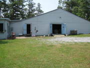 5000, SQFT. BUILDING, AND 3BDRM.HOUSE, ON 10 PLUS ACRES,